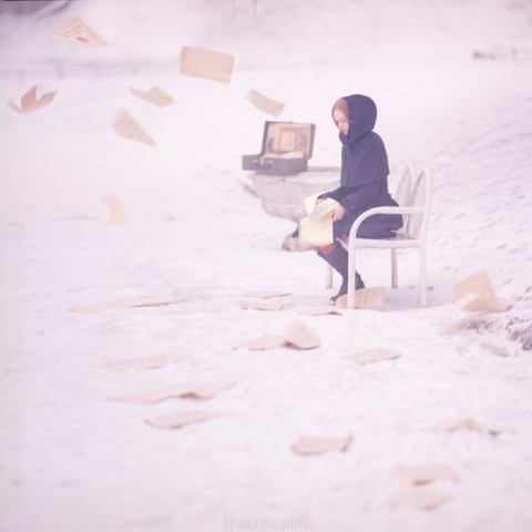 THIRD ROMANCE OF THE DEMON | PHOTOGRAPHER: ANKA ZHURAVLEVA