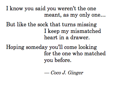 Coco J. Ginger Misplaced_Poetry