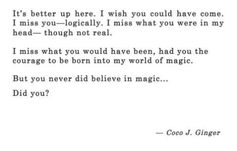 My World Of Magic Coco J. Ginger