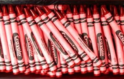 red-crayons