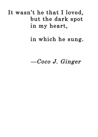A Dark Song_ Coco J. Ginger