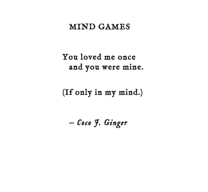 Mind Games_ Coco J. Ginger